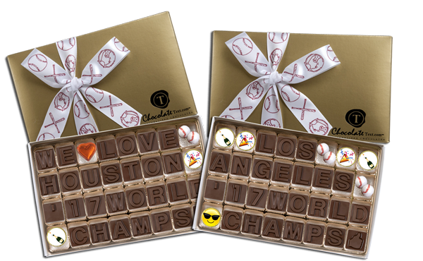 Chocolate Text - Mother's Day -